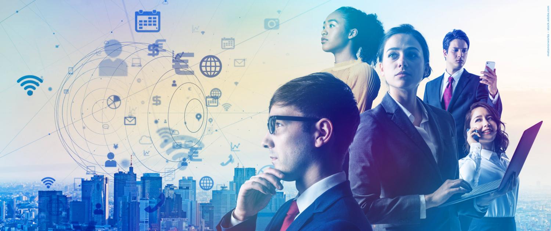 Groupware – myfactory: Team-Work